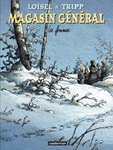 Magasin Général tome 8