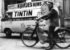 Leblanc Tintin 7 à77 ans