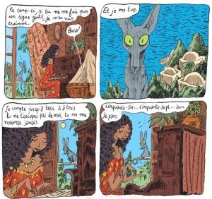 Le Chat du Rabbin (extrait)