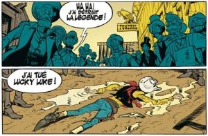 Lucky Luke (extrait 3)